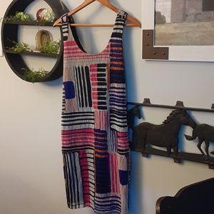 Abrastrac dress